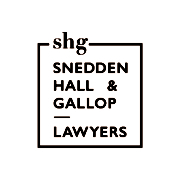 Sneddon Hall and Gallop Lawyers