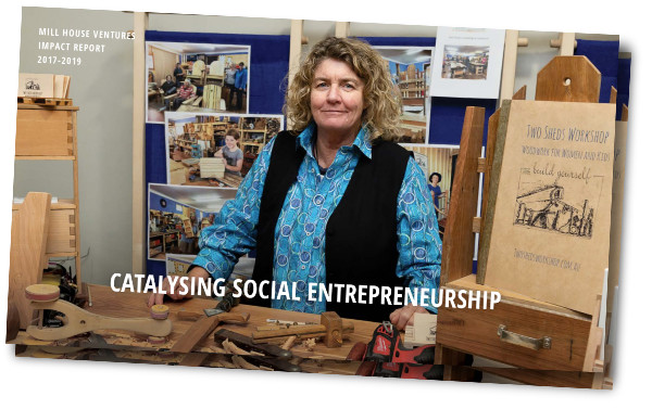 Canberra Region Social Enterprise Development • The Mill