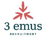 3 Emus Recruitment